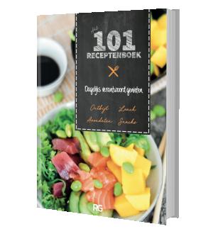 101 Receptenboek Dagelijks Verantwoord Genieten