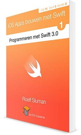 Apps bouwen met Swift eBook