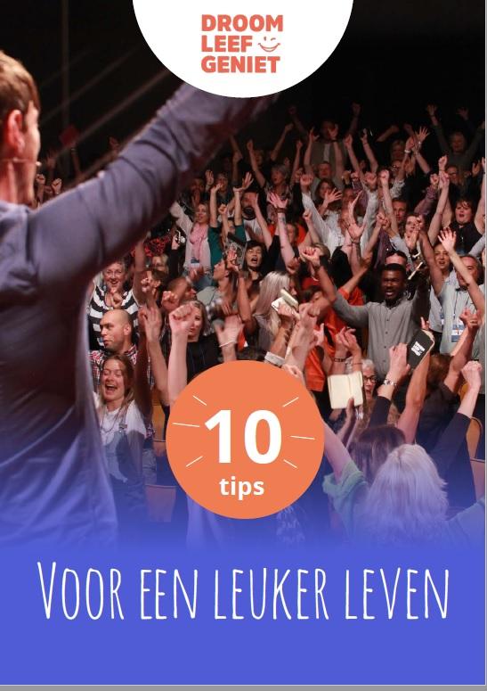 Droom Leef Geniet Antwerpen