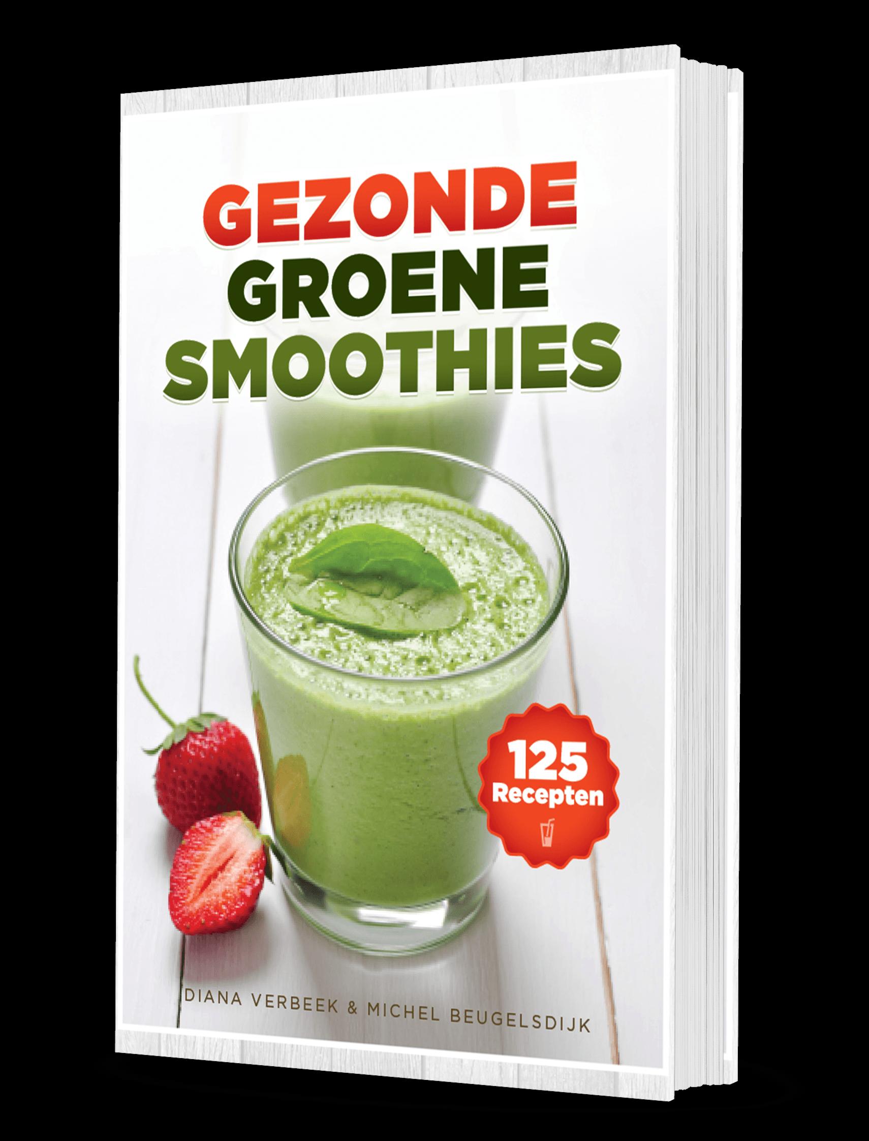 Ebook 125 Groene Smoothie Recepten Met 4 Bonus Ebooks