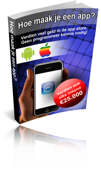 EBook Hoe Maak Je Een App