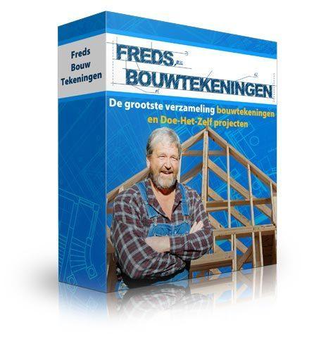 Freds Bouwtekeningen Meer dan 10000 bouwtekeningen en doehetzelf projecten