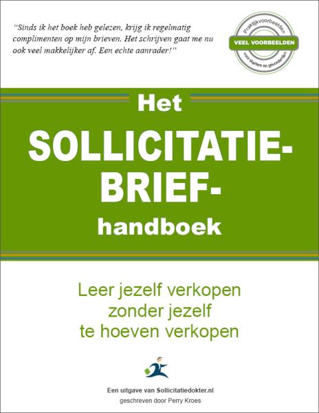 Het sollicitatiebriefhandboek