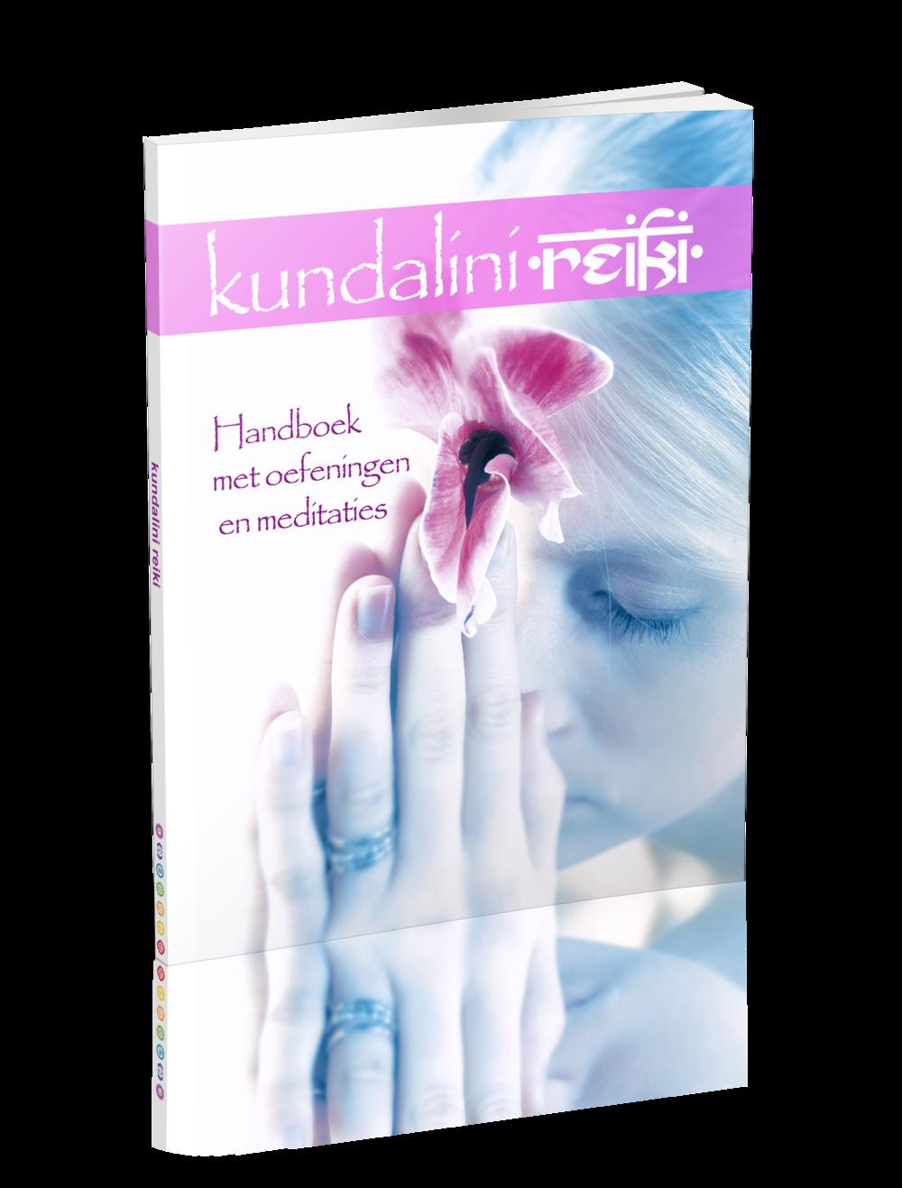 Kundalini Reiki 1 2 en 3