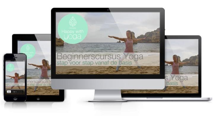 Maandabonnement Practice Happy with Yoga