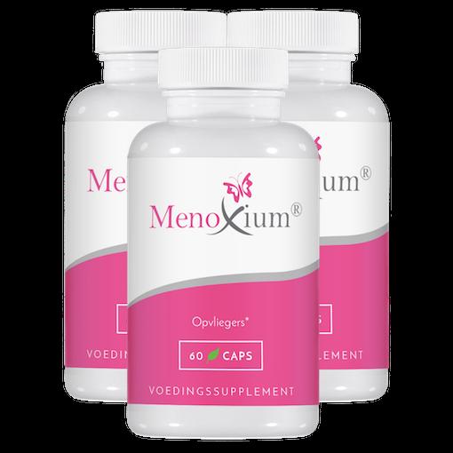 Menoxium helpt tegen Klachten Overgang Vrouw