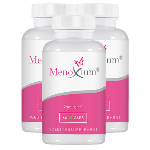 Menoxium 3 maanden voorraad
