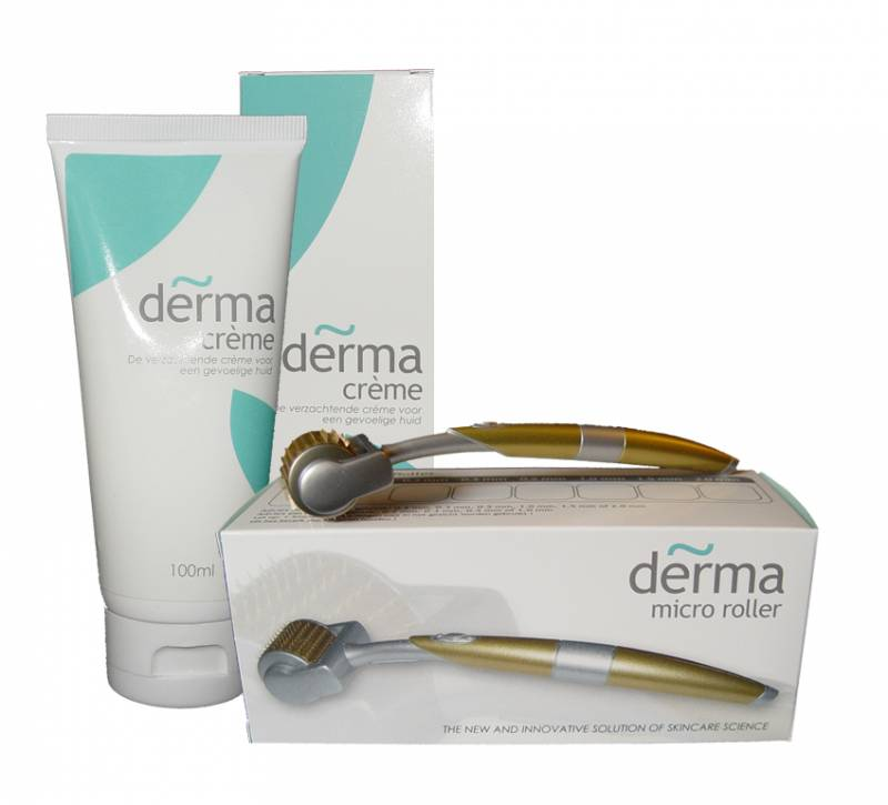 MTS Derma Micro Roller