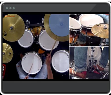 Online drumcursus van onlinemuziekcursus nl