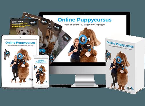Online Puppycursus De eerste 30 dagen met je puppy in huis