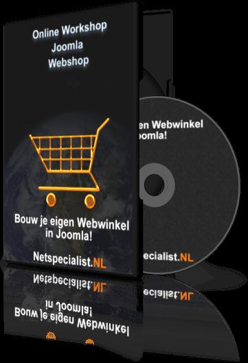 Online Workshop Joomla Webshop