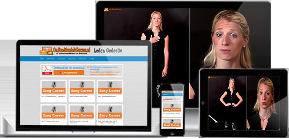 Online zangcursus van onlinemuziekcursus nl