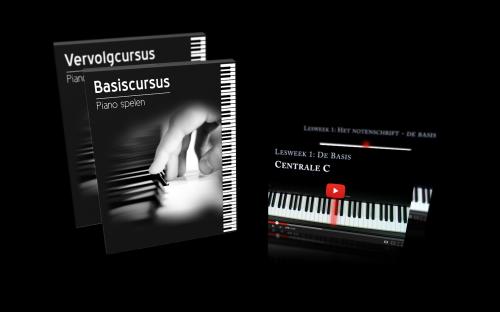Piano Starters Pakket