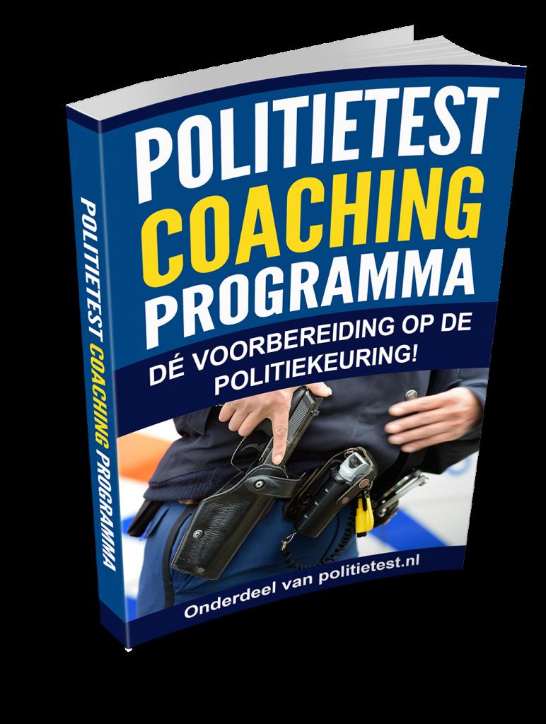Politietest Coaching Programma