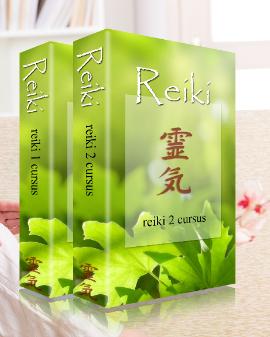Reiki 1 en Reiki 2
