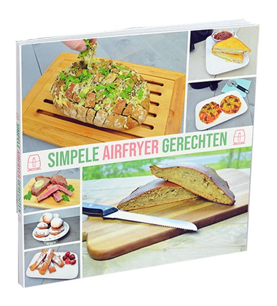 Simpele Airfryer gerechten