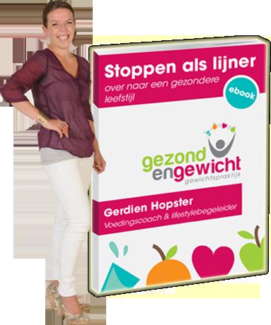 Stoppen met Lijnen 12 weken Gezond en Gewicht