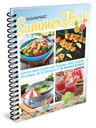 Summer Food Receptenboek