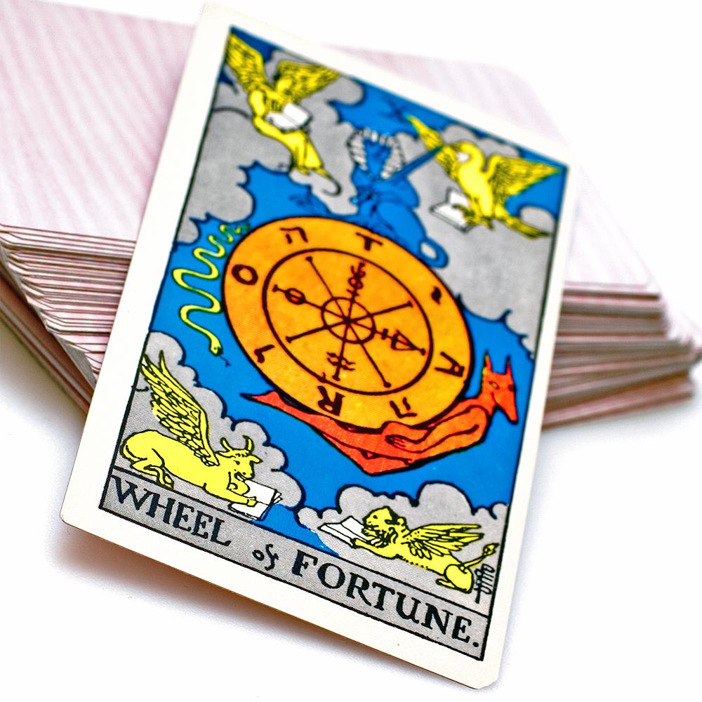 Cursus Toekomst Voorspellen door Tarotkaarten leggen