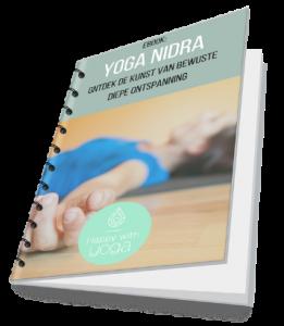 Yoga Nidra Reis door de chakras Happy with Yoga