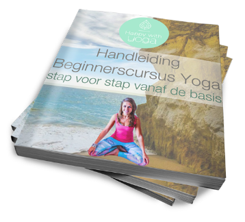 Yoga Stap voor Stap Happy with Yoga